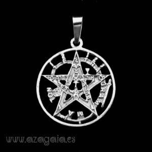 Colgante Plata Tetragrammaton
