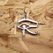 Colgante ojo de Horus en plata 925