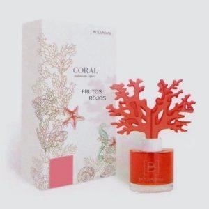 Ambientador Mikado Frutos Rojos Coral Celulosa