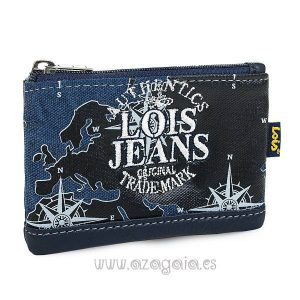 Monedero Lois Jeans original