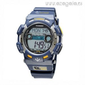 Reloj Pasnew Lapgo WR 100m It Resist Shock Extreme Sports