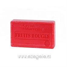 Jabón natural frutos rojos-jabón de marsella