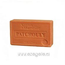 Jabón natural Patchouly-jabón de marsella