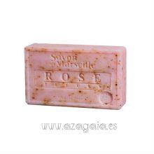 Jabón natural rosas-jabón de marsella