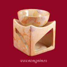 Quemador aceite esencial cerámica