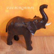 Elefante de cuero